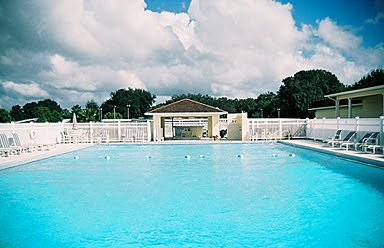 Foxwood Lake Estates Heated Pool and Spa Lakeland FL